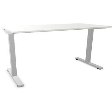 PLAIN'DESK Schreibtisch, fixe Höhe 75cm