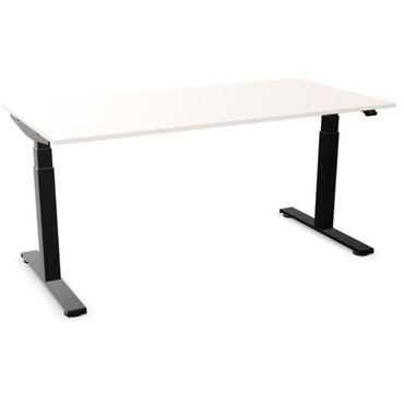 Ergodata PLAIN'DESK EASY Sitz-/Stehtisch 160x80